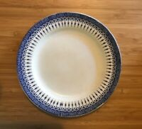 Royal Doulton Severn Border Plate c.1902-1922 with Gift Aesop Soap Slab Vintage