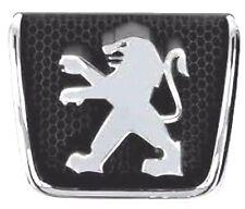 PEUGEOT 307 2001-2008 Logo Emblem Embleme auf dem Grill Vorne ORIGINAL 7810G8