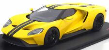 1:18 True Scale Ford GT LA Auto Show 2015 yellow-black
