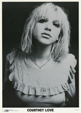 LOT OF 2 POSTERS : MUSIC: COURTNEY LOVE - HOLE  - FREE SHIP   #LP0425    RC46 E
