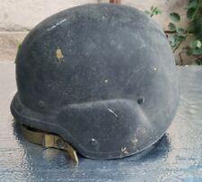 U.S. Military PASGT Ballistic Combat Helmet M-2 - With Chin-Strap