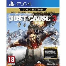 Just Cause 3 Square Enix PAL Video Games