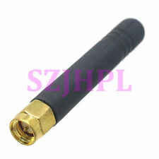 1pc Antenna 2.4GHz 2dBi Omni WIFI SMA male for Linksys Booster router 6cm