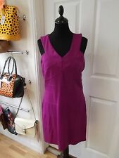 Size 16 Purple Dress by Dorothy Perkins NWT Bodycon/Bandage Party Wear
