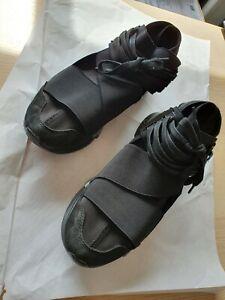 Y3 QASA HIGH BLACK