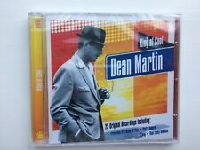 DEAN MARTIN - KING OF COOL CD (2006)  New & Sealed