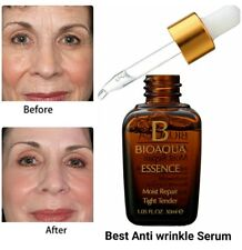 WITH HYALURONIC ACID SERUM STRONG ACNE SCARS WRINKLE HYDRATING FIRM LIFT SKIN
