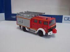 Rietze 1:87  Lentner LF Feuerwehr Leverkusen,Neu in der Ovp.(X1290)
