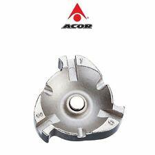 Acor Bicycle 3 Way Magnetic Spoke Key Wrench Tool For 3.2,3.3,3.45mm Nipples