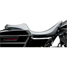 LePera Smooth Villain Daddy Long Legs Seat for 2008-2016 Harley Touring Models