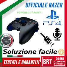 GAMEPAD CONTROLLER RAZER RAIJU ORIGINALE JOYSTICK PER PS4 PC DA GAMING _BRT24H!!