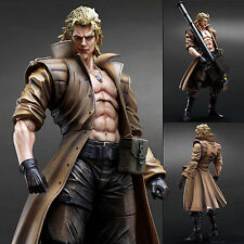 Square Enix Metal Gear Solid 2 Sons of Liberty Play Arts Kai Liquid Snake Figure