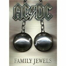 AC/DC  FAMILY JEWELS  2 Disc DIGIPACK 40 VIDEOS 2.5 hrs BON SCOTT  NEW & SEALED!