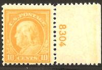 US Stamp #510 ~ MNH OG ~ Plate Number Single [PNS] ~ Always Free Shipping!!!