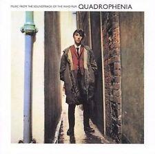 QUADROPHENIA: ORIGINAL FILM SOUNDTRACK CD THE WHO / NEW