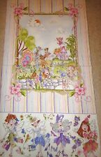 Very Fairy Quilt Panel Cotton Fabric Loralie Harris Fabric