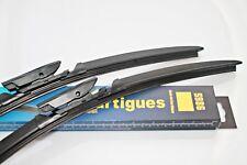 1 Paar Scheibenwischer Flachbalkenwischer RENAULT MEGAN 3, MEGAN CC Set Flex