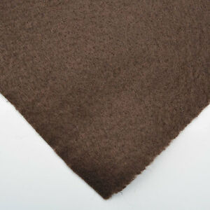Brown Felt for Antique Fans & Lamp Bases - GE - Emerson - Westinghouse Vintage