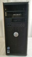 DELL Optiplex 755 Computer Tower Case - GUTTED - Case Only