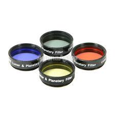 """Meade 1.25"""" #3200 Lunar & Planetary Color Filter Set for Telescope # 07544"""