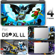 Batman SKIN DECAL COVER STICKER #2 for Nintendo DSi XL