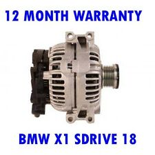 BMW X1 Sdrive 18 2010 2011 2012 2013 2014 2015 Alternatore Rigenerato
