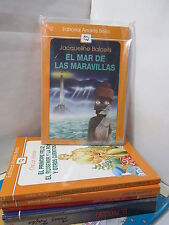 EL MAR DE LAS MARAVILLAS Graded Spanish Literature Libros en Espanol