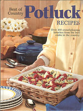 Taste of Home - Best of Country Potluck Recipes, 244 crowd-pleasing recipes, HB
