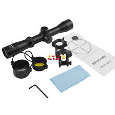 Long Eye Relief 2-7x32MOA Duplex Reticle Optics Scope Sight for Rifle Hunting