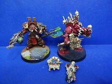 Forgeworld Lord Zhufor + World Eaters Terminator der Chaos Space Marines