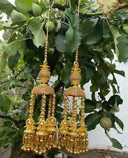 INDIAN BRIDAL KALEERA SABYASACHI STYLE FOR WEDDING / DECORATION DESIGN E :30 CMS