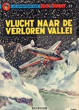 BUCK DANNY 23 - VLUCHT NAAR DE VERLOREN VALLEI