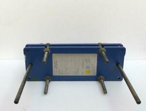 ALFA LAVAL M3-FG GASKETED PLATE & FRAME HEAT EXCHANGER UNIT
