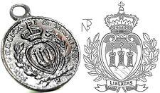 SAN MARINO (5 Centesimi Medaglia-Valore) Roma