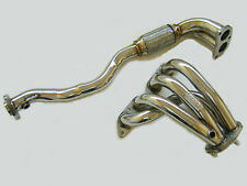 OBX Racing Exhaust Manifold Header Fits 93-97 Toyota Corolla Base 1.6L (4AFE)