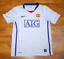 Nike 2008/2010 Away Camiseta De Manchester United (para la edad de 12/13)