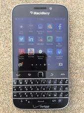 UNLOCKED Blackberry Classic Q20 Verizon 16GB 4G LTE QWERTY SMARTPHONE.