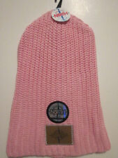 TRUE GEAR NORTH WOMENS KNIT WINTER HAT - COLOR: PINK -  FOR AGES 14 & ABOVE