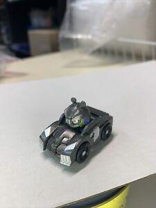 Angry Birds Transformers Telepods LOCKDOWN Deceptihog Pig Transforms