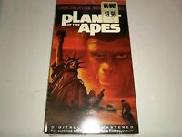 Planet of the Apes (VHS, 1967, 30th Anniversary Edition) - CHARLTON HESTON - NEW