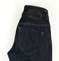 Diesel Femme Brucke Stretch Jeans Jambe Droite Taille W27 L32 AFZ202