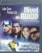 NIVEL DE RUIDO (DEEP WINTER) BLU-RAY NEW