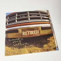 Gunnar & the Grizzly Boys Country My Whole Life and Retired Homegrown CD Detroit