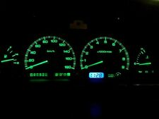 Nissan 240sx Silvia 180sx S13 S14 Green Cluster LED kit