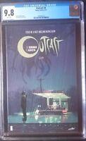 Outcast (2014 Image) #8 CGC 9.8