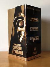 Star Wars Guerre Stellari Trilogia Edizione Speciale Episodio IV V VI VHS Videoc