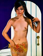 1968 Original 16x20 ASIAN FEMALE NUDE Woman Japan Photo Art By SUSUMU MATSUSHIMA