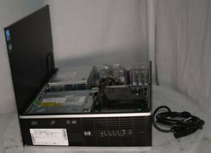 HP Compaq 6000 Pro PC Intel Core2 Duo E8500 3.16Ghz 2GB 250GB