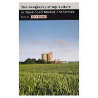 (Good)-The Geography of Agriculture in Developed Market Economies (Paperback)-Bo