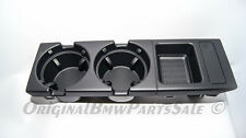 Genuine BMW Front Center Console Drink / Cup Holder with Coin BOX E46 3 Series